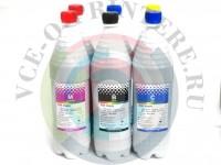 Комплект водорастворимых чернил Epson по 1 литру ( 6 ) Вид  1