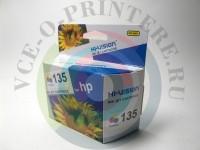 Картридж цветной HP 135 для струйного принтера Вид  2
