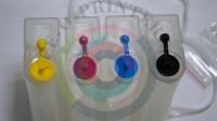 СНПЧ Емкости 4*200ml цвета (Доноры) пластик