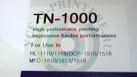 Картридж Brother TN-1000