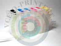 Система непрерывной подачи чернил (СНПЧ) Canon iP6600d/ 6700d Вид  2