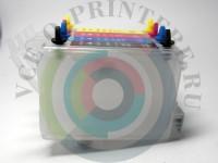 Перезаправляемые картриджи (ПЗК) Epson C63/ C65/ C83/ C85 Вид  4