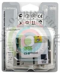 Картридж T0541 Black Photo для EPSON Stylus Photo R800 совместимый