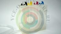 Пластик СНПЧ для Epson 4-цветный без чипа