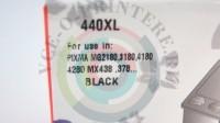 Картридж черный (Black) PG-440XL