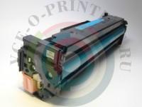 Картридж  HP CC531A Вид  2
