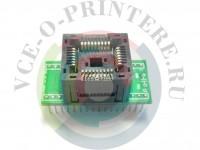 Адаптер DIP32 - > PLCC32 Вид  2