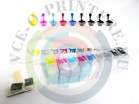 СНПЧ (Система непрерывной подачи чернил ) на Epson R3000 Вид  1
