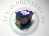 Картридж цветной HP 28 для струйного принтера Вид  3
