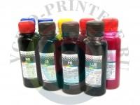 Комплект чернил Epson для плоттеров 100мл 9 цветов Вид  4