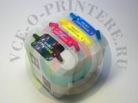 ПЗК для плоттера HP DesignJet 100 / 111 с авточипом Вид  5
