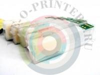 Система непрерывной подачи чернил (СНПЧ) Canon  PGI450/ CLI451 для Canon PIXMA MG6340 MG7140 и iP8740 c чипами Вид  5