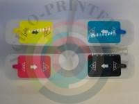 СНПЧ  HP DJ500/ DJ800 C авточипом Вид  5