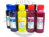 Комплект чернил Epson для плоттеров 100мл 8 цветов Вид  2