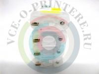 ПЗК (Перезаправляемый картридж) для плоттера HP DesignJet 500 / 800 с авточипом Вид  3