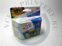Картридж цветной HP 28 для струйного принтера Вид  1
