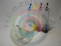 Пластик СНПЧ 4-цветный без чипа Вид  1