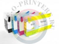 ПЗК (Перезаправляемые картриджи)  для HP 950- 951/ 932- 933/ 711 без чипа Вид  1