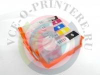 СНПЧ ( Система непрерывной подачи чернил ) HP 178 с чипом Вид  4