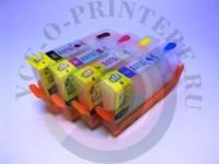 Перезаправляемые картриджи (ПЗК) HP 920 С чипом Вид  4