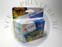 Картридж цветной HP 135 для струйного принтера Вид  1