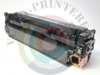 Картридж  HP CC531A Вид  4
