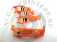 СНПЧ ( Система непрерывной подачи чернил ) HP 920 с чипом Вид  4