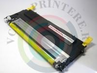Картридж Samsung CLT-M407/ 409 Yellow для принтеров Samsung CLP 310/ 315/ 320/ 325/ CLX 3180/ 3185 Вид  3