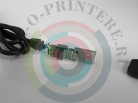 USB дебаг кабель для принтеров и МФУ