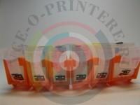 Перезаправляемый картридж (ПЗК) Canon 6110/ 6140 с чипом Вид  3