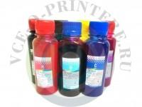 Комплект чернил Epson для R800 R1800 100мл 7 цветов Вид  1