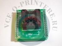 Адаптер DIP8 - >SOP8/ SOIC8 (150mil) Вид  5