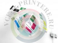 СНПЧ ( Система непрерывной подачи чернил ) HP OfficeJet Pro 8000/ 8500 C авточипом Вид  4