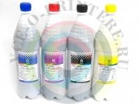 Комплект чернила Epson пигмент по 1 литру ( 4 ) Вид  1