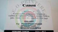 QY6-0061 Печатающая головка Canon IP4300, IP5200