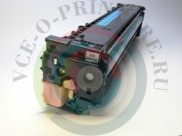 Картридж HP CB541A Вид  3