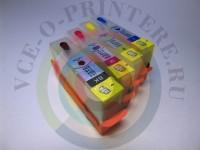 Перезаправляемые картриджи (ПЗК) HP 920 С чипом Вид  3