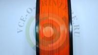 Пластик ABS Диаметр 1,75mm 0.75кг в ассортименте оранжевый 2