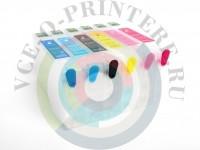 Перезаправляемые картриджи (ПЗК)для принтера Epson Stylus Photo RX700 Вид  3