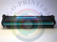 Картридж  HP CB541A Вид  2