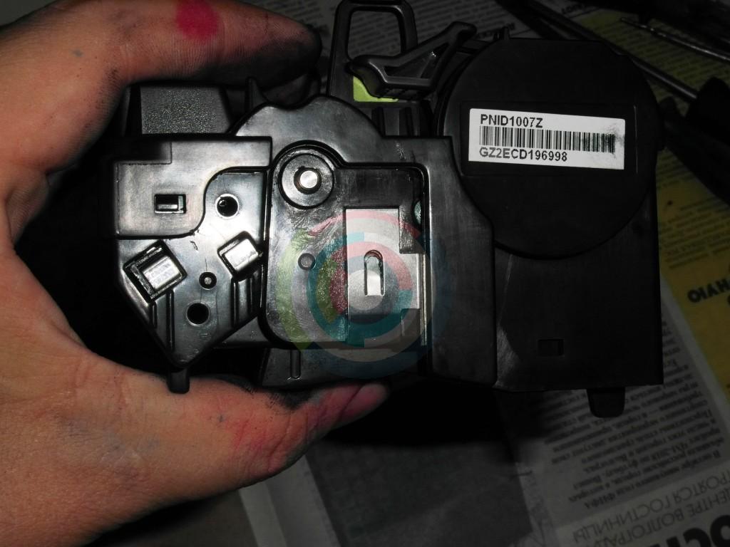инструкция по смене фотобарабана в scx4200