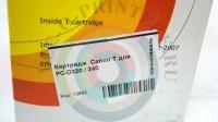 Картридж Canon T для PC-D320 / 340