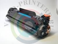 Картридж Premium HP 285A/ Canon 728 для принтеров HP LaserJet  P1102/ P1102W/ CANON i-SENSYS MF4410/ MF4430/ MF4450/ MF4550D/ MF4570DN/ MF4580DN Вид  3