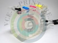Система непрерывной подачи чернил (СНПЧ) Canon iP3000/ i560 Вид  3