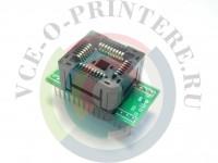 Адаптер DIP32 - > PLCC32 Вид  5