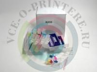Комплект СНПЧ картриджей для Epson R200/ 220/ 300 Вид  1
