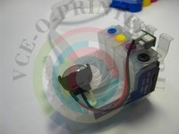 Батарейка, держатель, картриджи Epson SX525