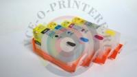 ПЗК ( перезаправляемый картридж) для HP Officejet PRO 6230, 6830, 6835 (HP 934, 935XL), С ЧИПАМИ