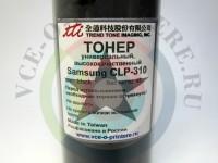 Тонер цветной Samsung CLP-300/ 310, CLX-2160/ 3160 Black Вид  4