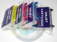 Перезаправляемые картриджи (ПЗК) Epson C63/ C65/ C83/ C85 Вид   1